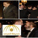 بالصور:مشاهير الفن والسياسة في عزاء محمود عبد العزيز