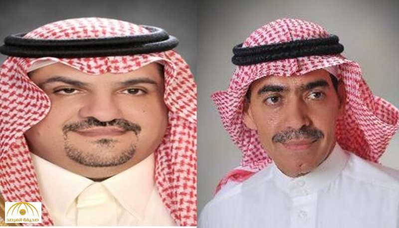 وزير الدولة محمد آل الشيخ يقاضي حمزة السالم.. بسبب مقال