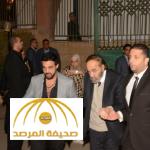 بالصور:ملامح الشيخوخة وعلامات المرض تظهر على محمود ياسين
