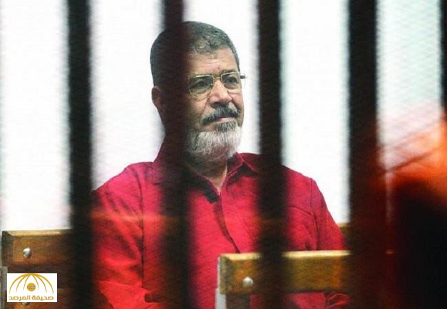 إلغاء حكم السجن المؤبد على مرسي في قضية التخابر مع حماس