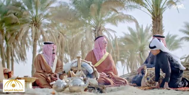 بالفيديو: قصة سعودية استوقفت مستشرقا هولنديا عبر شعرها