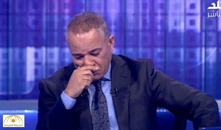 شاهد.. صدمة أحمد موسى بعد إلغاء إعدام الرئيس الأسبق مرسي