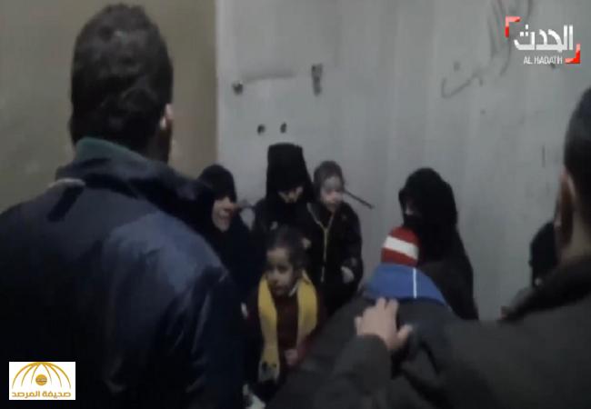 النظام يسيطر على ثلث المناطق الخاضعة للمعارضة في حلب-فيديو