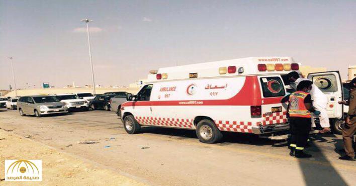 حادث مروري مروع يفضح اختفاء فتاة سعودية مع شابين يمنيين بالرياض