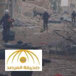 """شاهد: روسيا و إيران و حزب الله ونظام بشار الأسد يرتكبون حملة """"إبادة جماعية"""" في حلب"""