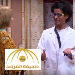 """بالفيديو.. """"أبو سن"""" و""""كريستينا"""" على مسرح مصر"""