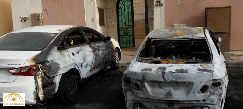 أربعيني يحرق ٢٣ مركبة في مكة