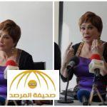 """بالفيديو : لبلبة تنفعل على صحفية مغربية : """"عيب قوي لما تسأليني سؤال زي ده"""" !"""