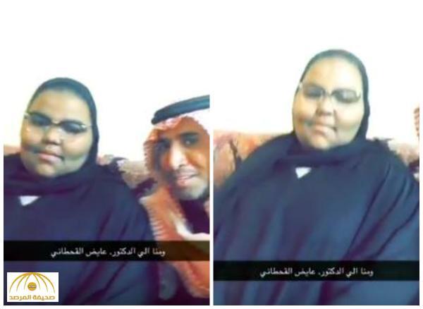 """بالفيديو : طفلة تزن 200 كيلو لـ """"المالكي"""": أبغى أصير عصفورة"""