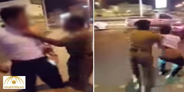 مدير مرور جازان يكشف ملابسات مشاجرة دارت بين رجل أمن وشاب أمام نقطة تفتيش – فيديو