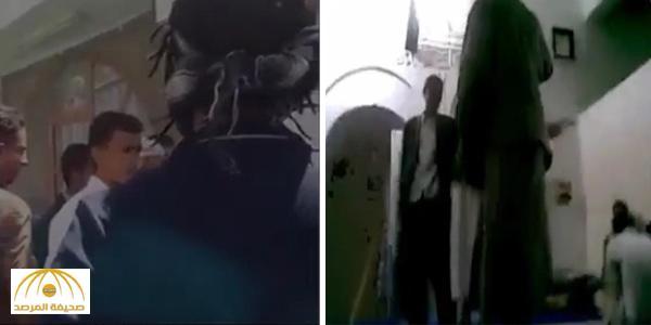 شاهد ما يحدث بالمساجد في المحافظات المسيطر عليها من قبل جماعة الحوثي