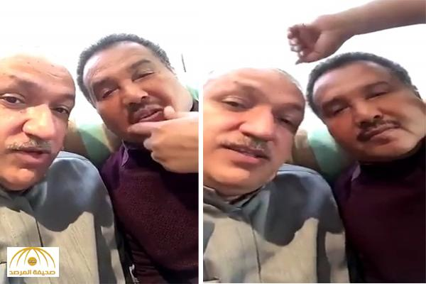 فيديو: شاهد ماذا قال محمد عبده عن شنب الفنان عبدالله الرويشد ؟