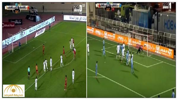 بالفيديو : الهلال يهزم الباطن بهدفين..والشباب يتعادل مع القادسية 1-1