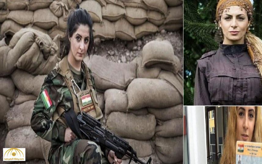 قاتلت مع ميليشيا النظام السوري.. «داعش» يرصد مليون دولار لقتل حسناء الدنمارك