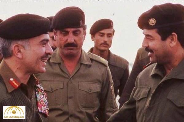 الكشف عن أسرار زيارة قام بها ملك الأردن لصدام حسين قبل يومين من غزو الكويت