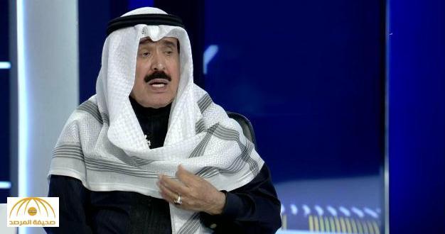 عميد الصحافة الكويتية : موتوا يا إخوان .. السيسي باق ولو خلت مصر من السكر
