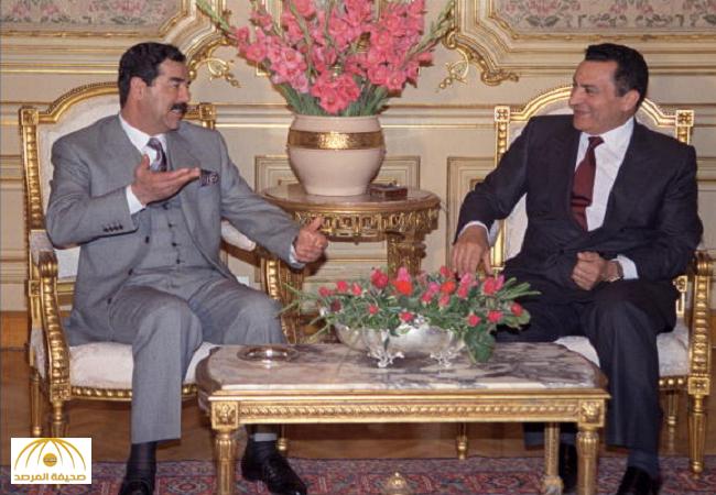 """بريطانيا تفرج عن وثائق سرية تخص حرب الخليج.. وهذا ما جاء فيها حول مبارك وصدام حسين و """"الشاويش""""!"""