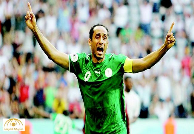 """الموقع الرسمي للاتحاد الدولي لكرة القدم  يصف """" سامي الجابر"""" بأسـطـورة الـسـعـودية!"""