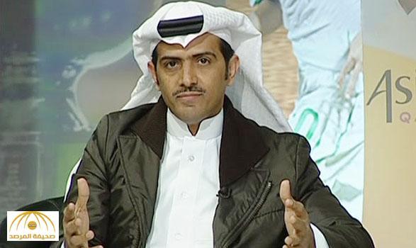 """الهريفي ينتقد شيعان بعد مباراة الهلال: """"حيرتنا معاك"""".. ويوجه رسالة نارية لـ """"زوران"""""""