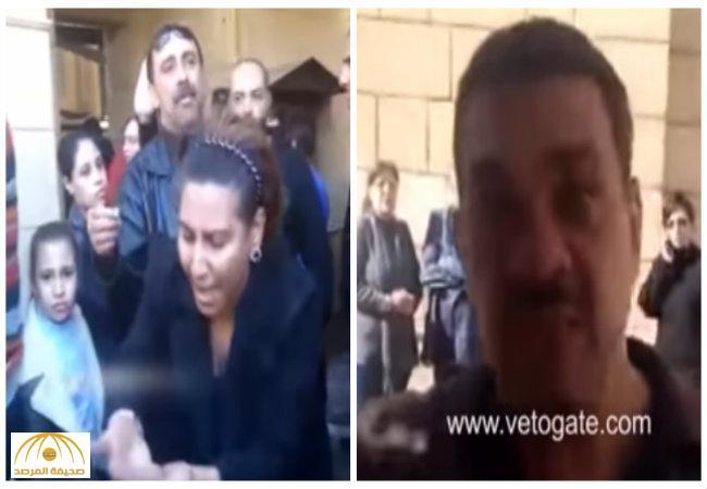 بالفيديو: شاهد عيان مصري يروي تفاصيل  لحظة انفجار الكنيسة في القاهرة