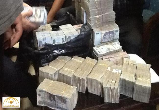 جريمة سطو مسلح تكشف قضية أكبر غسيل أموال بالمملكة زعيمها رجل أعمال يعمل في تجارة الذهب