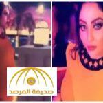 بالفيديو:شاهد..الفنانة مريم حسين تتعرض لموقف بسبب فستانها  الضيق!