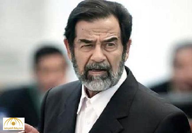تفاصيل جديدة يرويها محقق أمريكي استجوب صدام حسين..لحظة اعتقاله كان متعجرفا