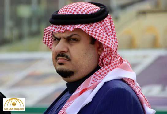 عبد الرحمن بن مساعد يستغرب من صحف رسمية نشرت خبر إعفاء شقيقه