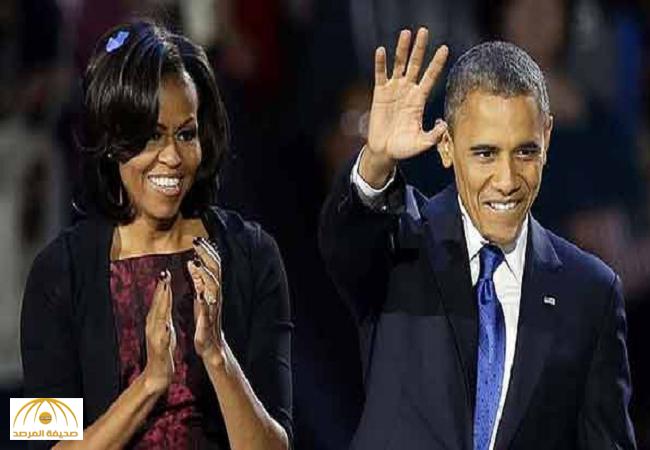 هذه هي آخر رسالة للرئيس أوباما وزوجته ميشيل