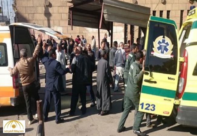 تحديث :ارتفاع حصيلة انفجار الكاتدرائية بالقاهرة  إلى 25قتيلا  و 50مصابا-صور وفيديو