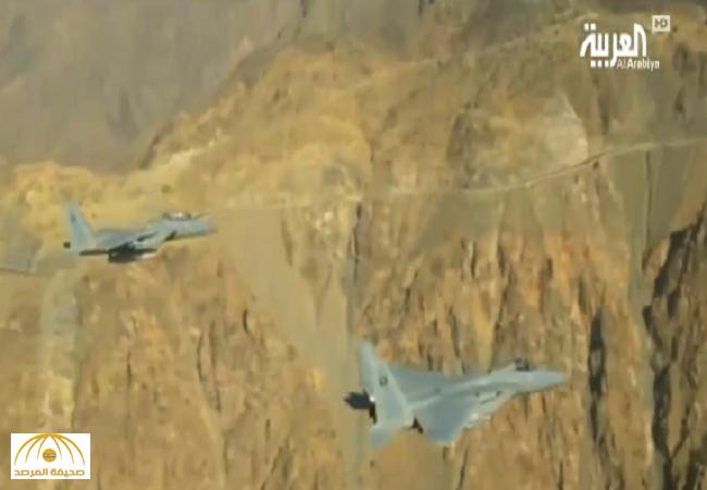 التحالف يدمر زوارق تهريب أسلحة للحوثيين قبالة المخا-فيديو