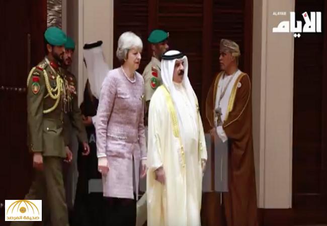 بالفيديو: شاهد.. قادة دول الخليج يعقدون اجتماعاً مشتركاً مع رئيسة وزراء بريطانيا