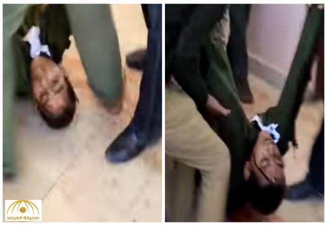 بالفيديو:طالب يمني يفجر قنبلة بالخطأ داخل مدرسته في صنعاء!