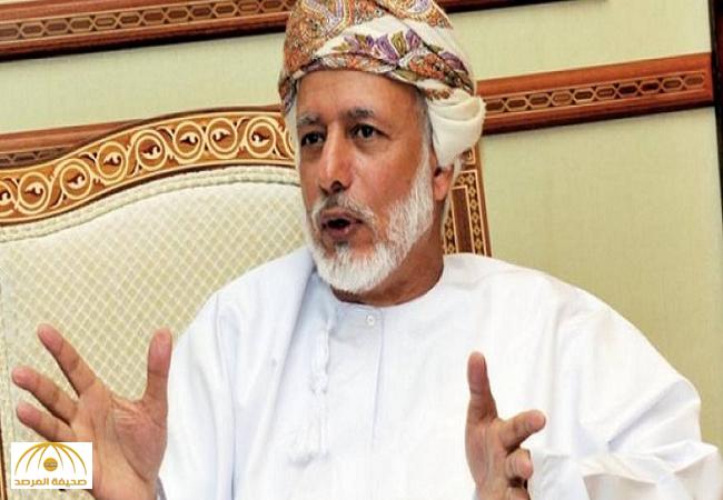 وزير خارجية سلطنة عمان:الخلاف السعودي المصري حالة صحية.. ولا تقلقوا من مطامع إيران