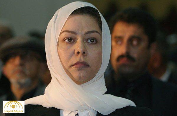 رغد صدام حسين تكشف عن نصيحة والدها لها.. وتتحدث عن زوجها وأبنائها