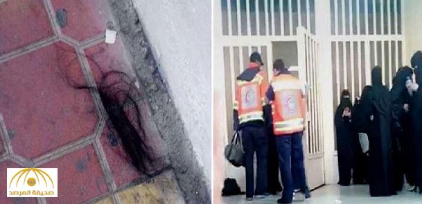 تفاصيل جديدة لمشاجرة طالبات جامعة الطائف..إحداهن سقطت عدستها والأخرى تمزق جزء من لحم وجنتها بسبب «عضة»