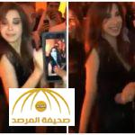 بالفيديو : نانسي عجرم ترقص على واحدة ونص مع وزير التربية والتعليم اللبناني !