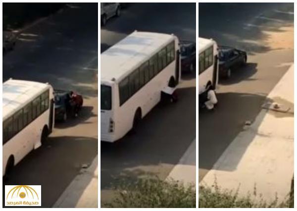 شرطة مكة تكشف تفاصيل القبض على لص ظهر بمقطع يسرق بطاريات السيارات بجدة – فيديو