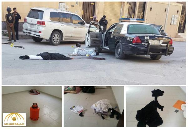 """""""عباءات نسائيَّة و اسطوانات غاز"""" .. بالصور : جولة داخل وكر إرهابي الياسمين تكشف أسرار جديدة"""