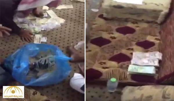 بالفيديو: معالج شعبي توفي وبعد البحث داخل منزله تفاجئوا بهذا المبلغ !