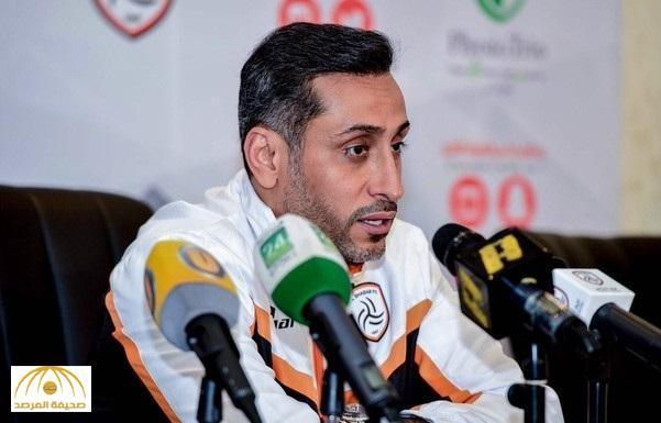 """أول تصريح لسامي الجابر بعد خسارة الشباب أمام """"وج"""" : """"لهذا السبب  فقدنا المباراة"""" !"""