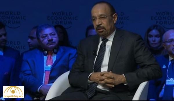 """أثناء مناظرة مع 2 من الوزراء حول برنامج """"رؤية 2030"""" .. الفالح : المملكة ستصبح مكانا جيدا للعيش"""
