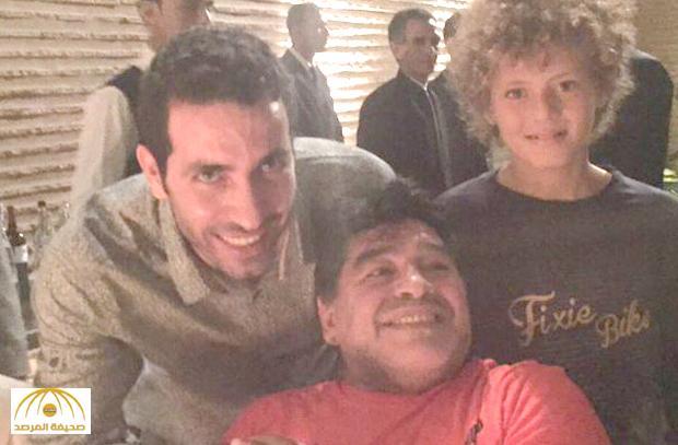 """نجوم العالم """"ريفالدو ومارادونا"""" يتضامنون مع """"أبو تريكة"""" ويضعوا السياحة المصرية في ورطة !"""
