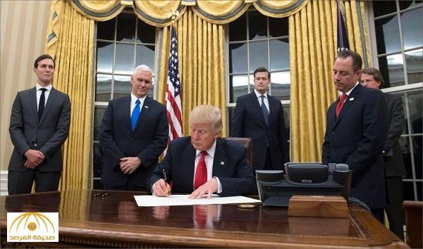 """ترامب يوقّع أول أوامره التنفيذية ضد قانون """"أوباماكير"""""""