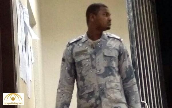"""استشهاد العريف """"محمد النجعي"""" نتيجة تعرُّض مركز حدودي في نجران لإطلاق نار"""