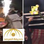 فيديو : تلقى خبر سره فاحتفل به شباب بقعاء .. بادرة إنسانية تدخل البهجة على مقيم سوداني بحائل