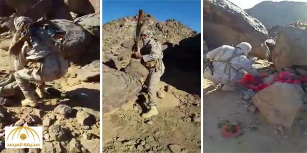 غنائم و أسلحة و معدات .. بالفيديو: تعرف على المكاسب التي حققتها القوات البرية خلف خطوط العدو