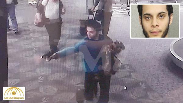 فيديو ينشر للمرة الأولى .. شاهد لحظة إطلاق النار داخل المطار بفلوريدا