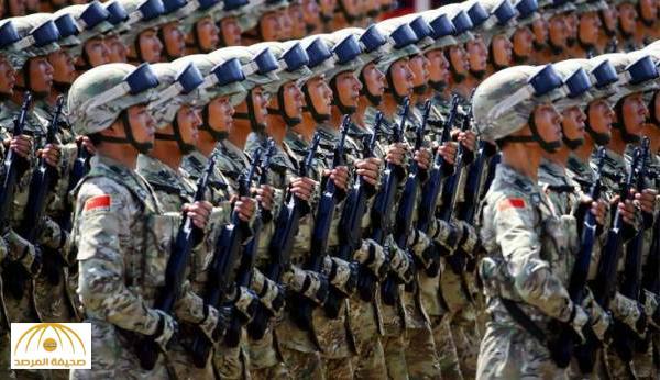 عرض عسكري خيالي للجيش الصيني .. لن تصدق ما ستراه!