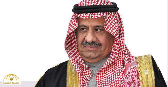 خالد بن سلطان يتماثل للشفاء